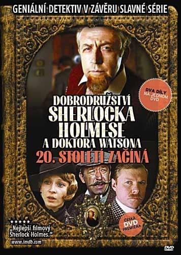 DVD Dobrodružství Sherlocka Holmese a doktora Watsona: 20. století začíná