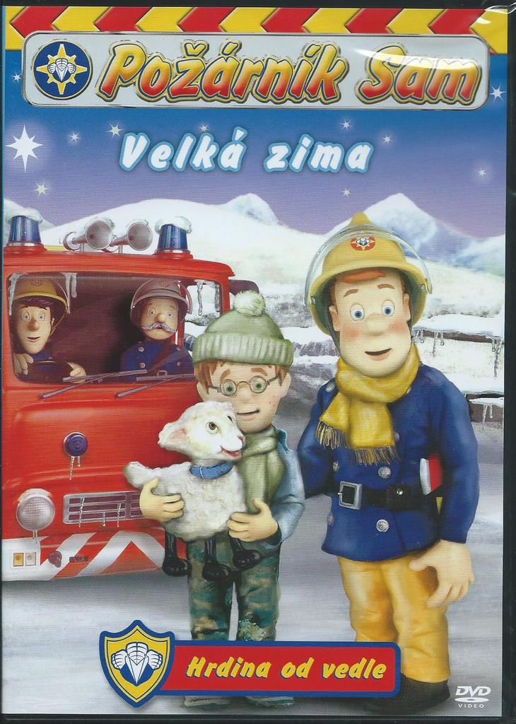 DVD Po��rn�k Sam - Velk� zima (plast)