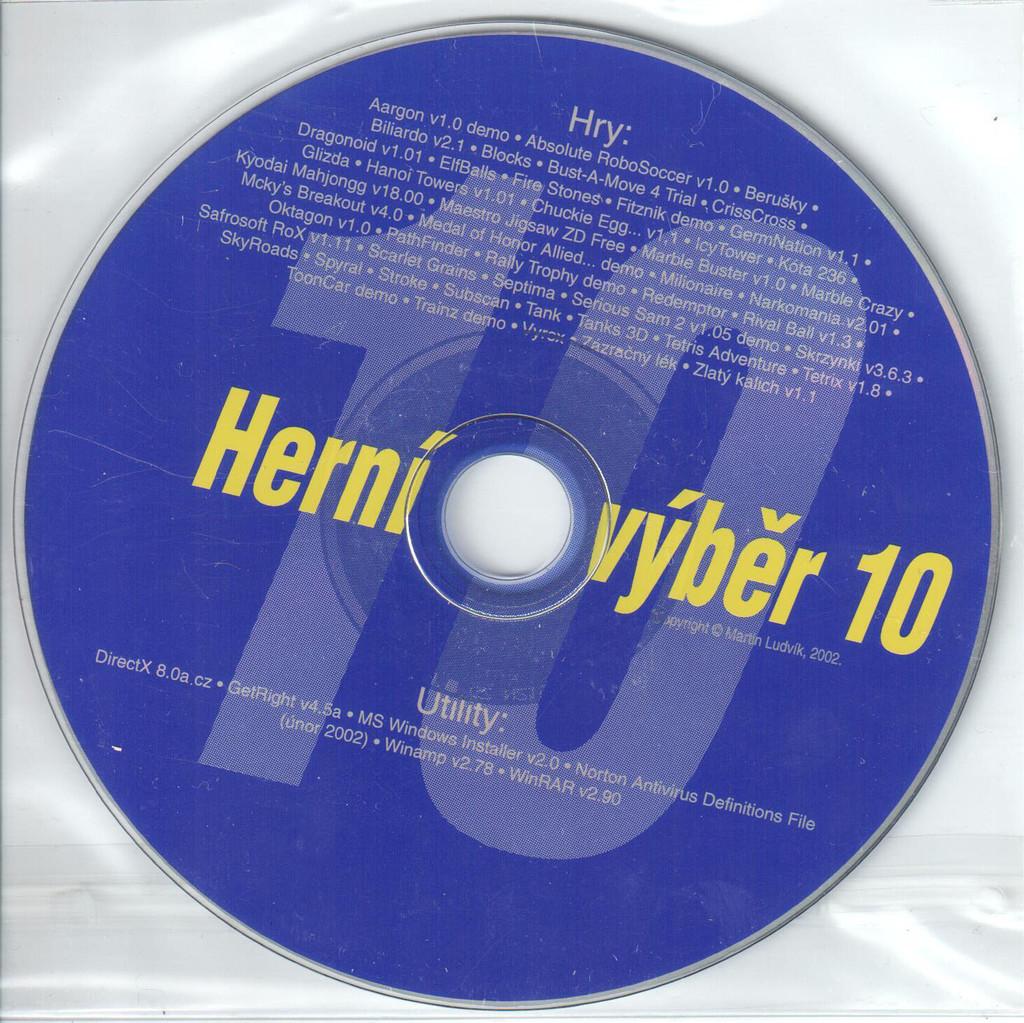 PC HRA Hern� v�b�r 10