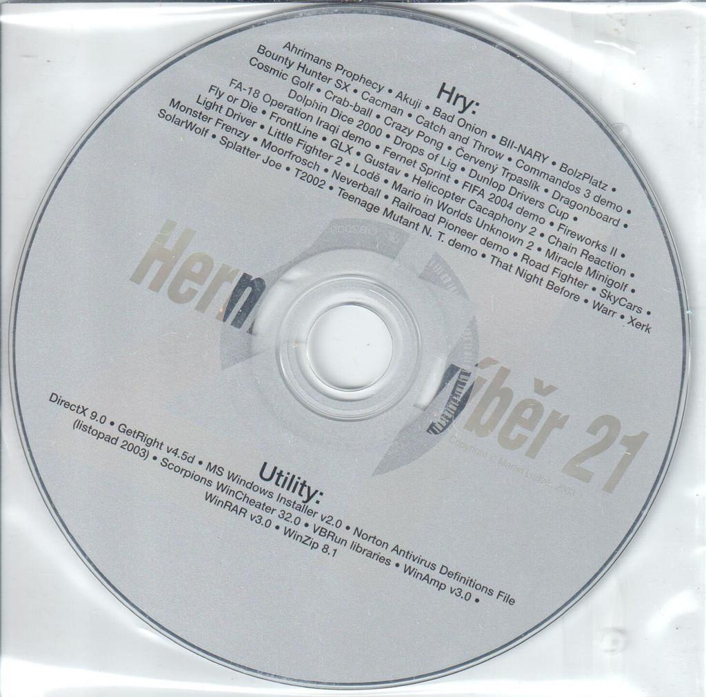 PC HRA Hern� v�b�r 21