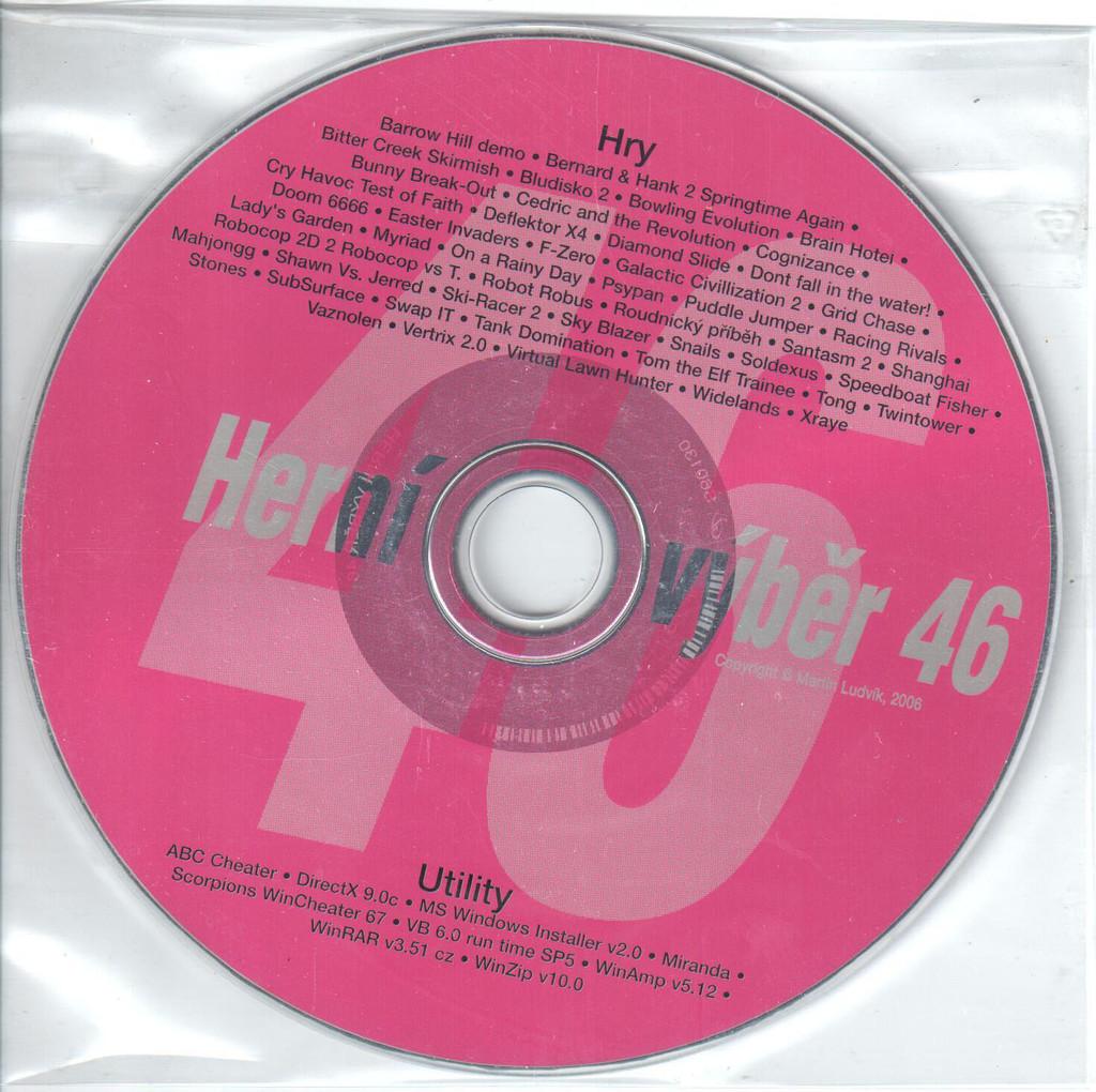PC HRA Herní výběr 46