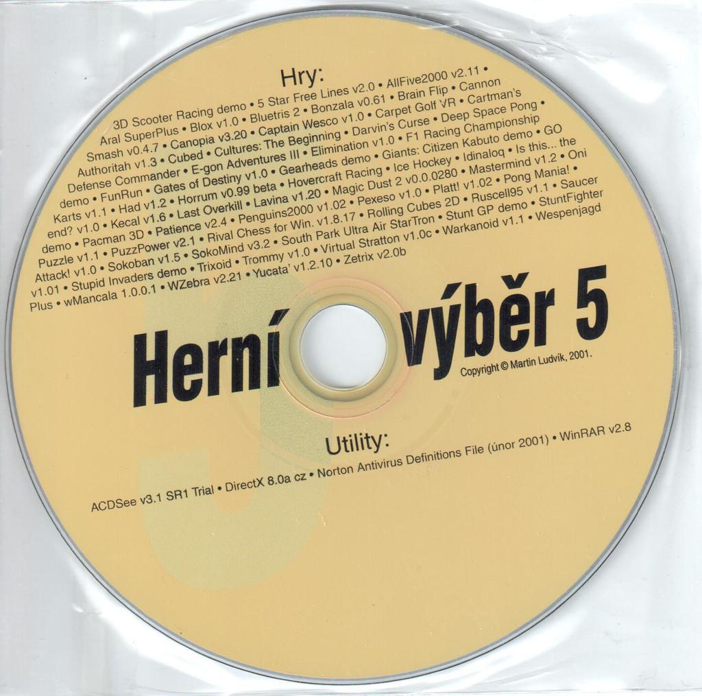PC HRA Hern� v�b�r 5