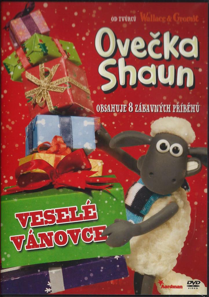 DVD Ove�ka Shaun - Vesel� v�novce