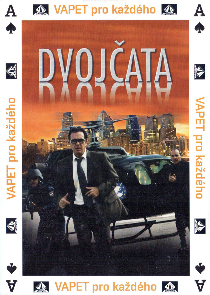 DVD Dvoj�ata