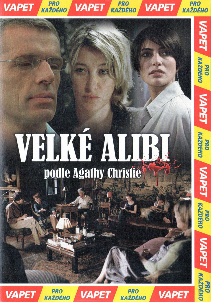 DVD Velk� alibi
