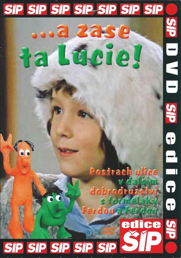 DVD … a zase ta Lucie!