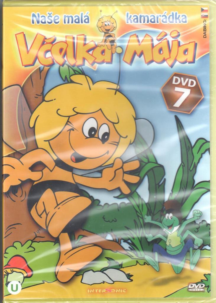 DVD V�elka M�ja DVD 7