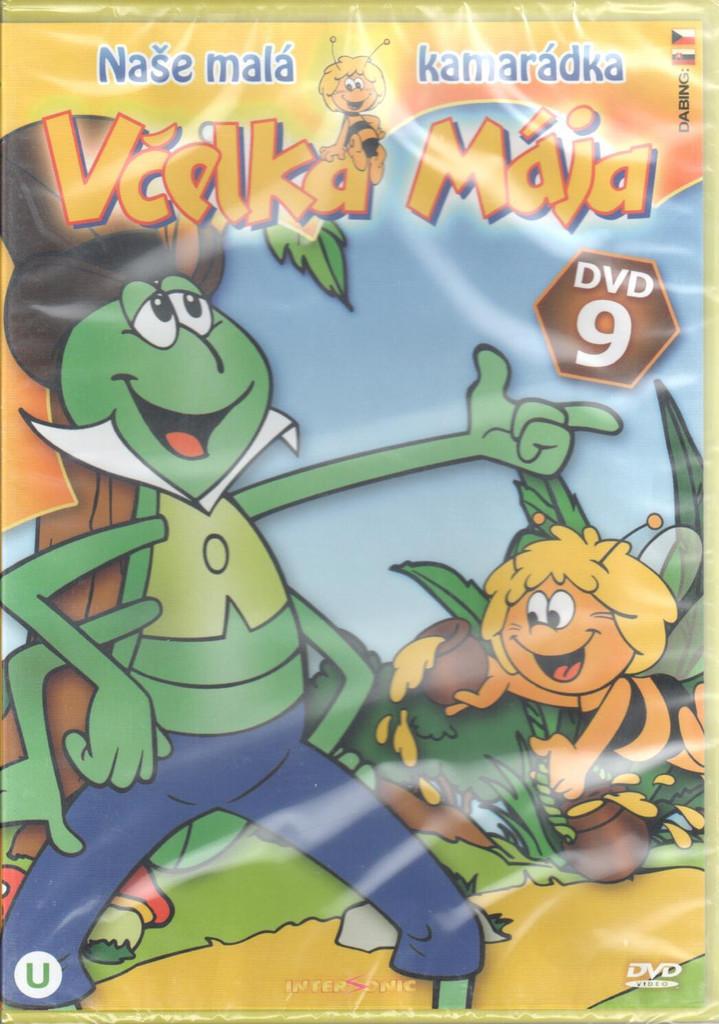 DVD Včelka Mája DVD 9
