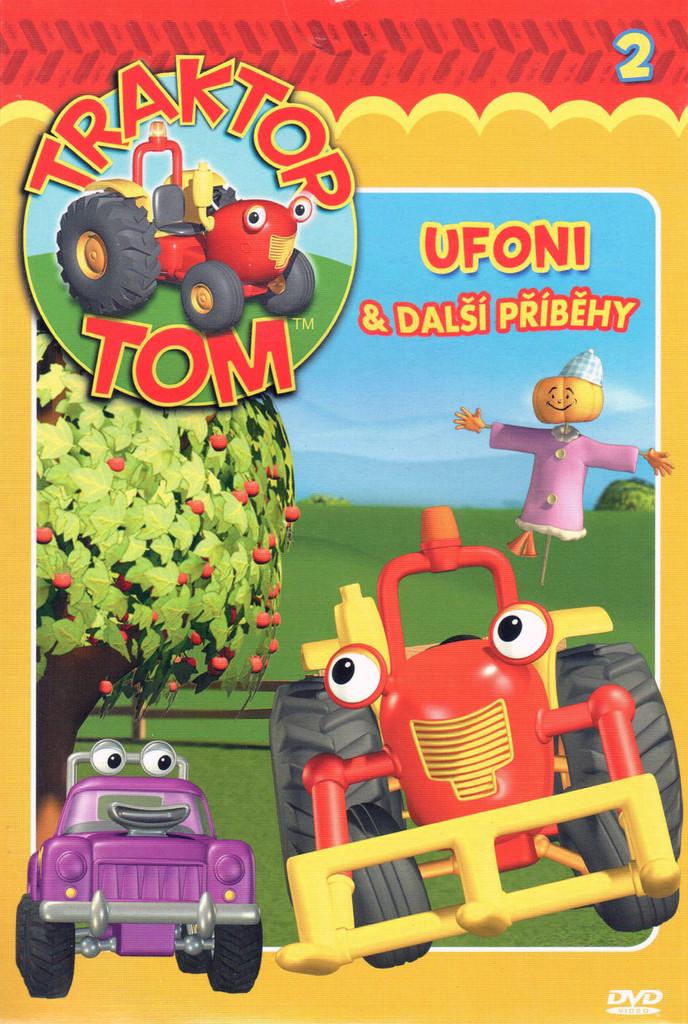 DVD Traktor Tom 2 - Ufoni & další příběhy