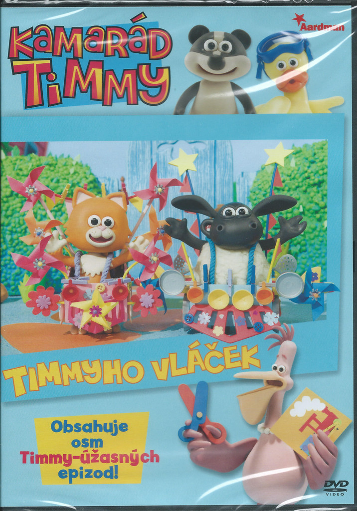DVD Kamar�d Timmy - Timmyho vl��ek