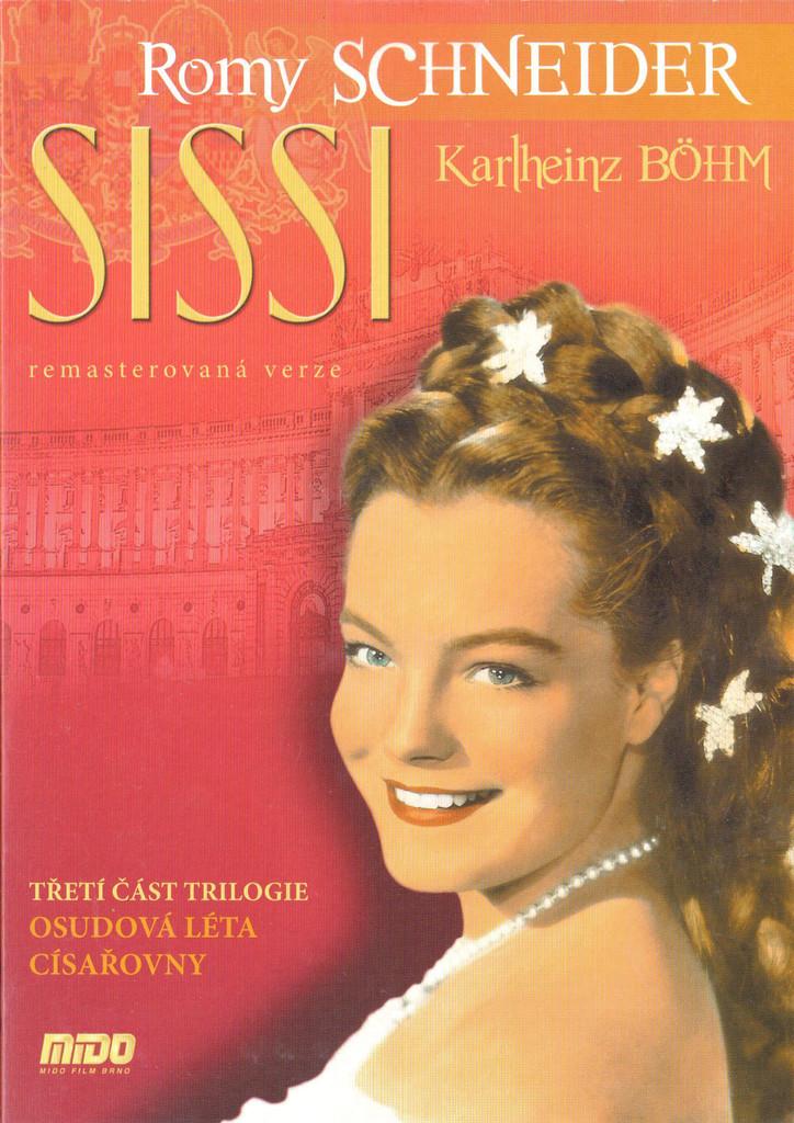 DVD Sissi 3