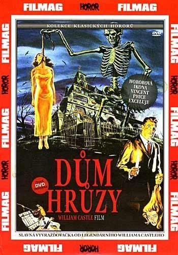 DVD Dům hrůzy