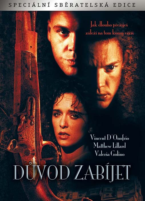DVD D�vod zab�jet (Digipack)