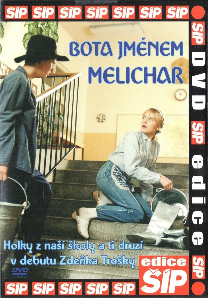 DVD Bota jm�nem Melichar