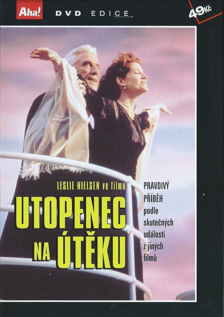 DVD Utopenec na �t�ku
