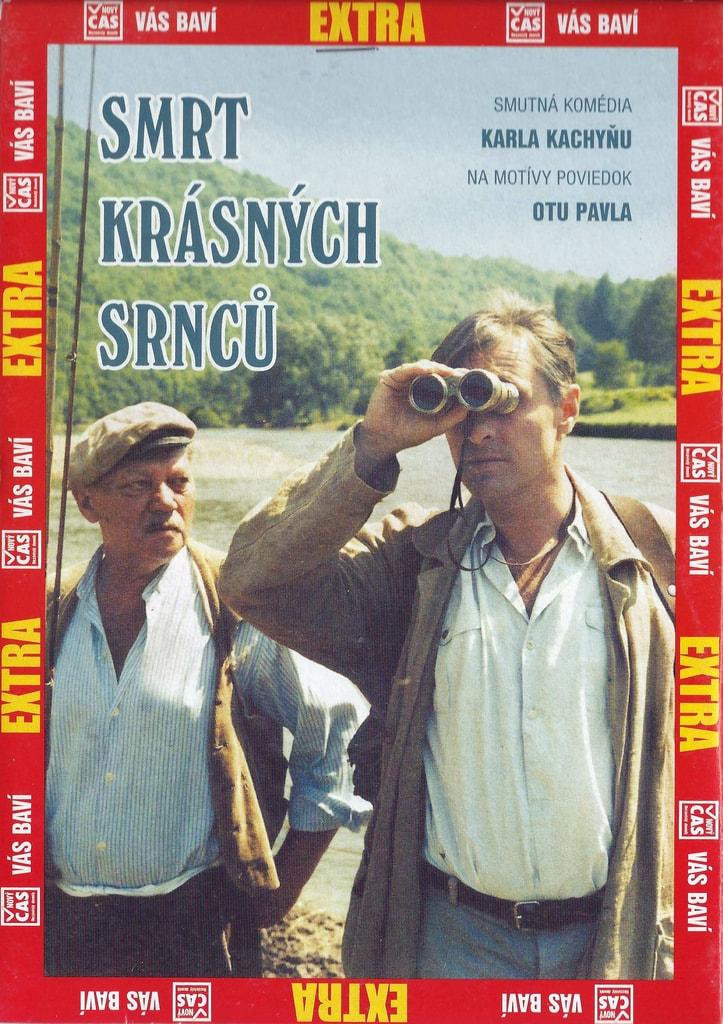 DVD Smrt kr�sn�ch srnc�