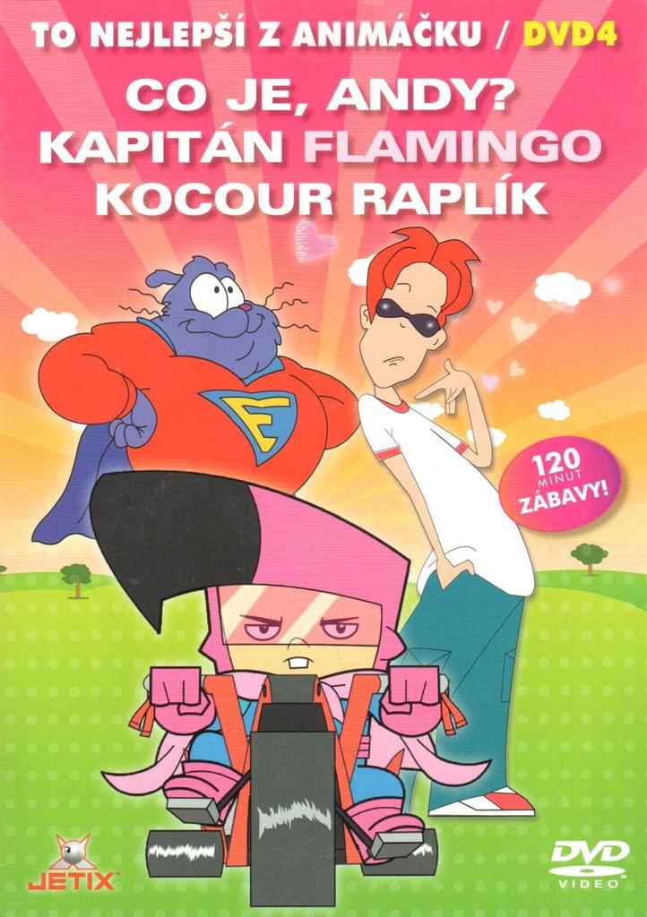 DVD To nejlepší z Animáčku 4 (poškozené)
