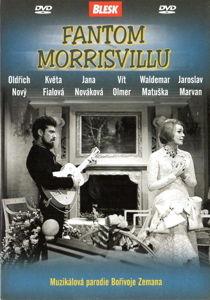 DVD Fantom Morrisvillu