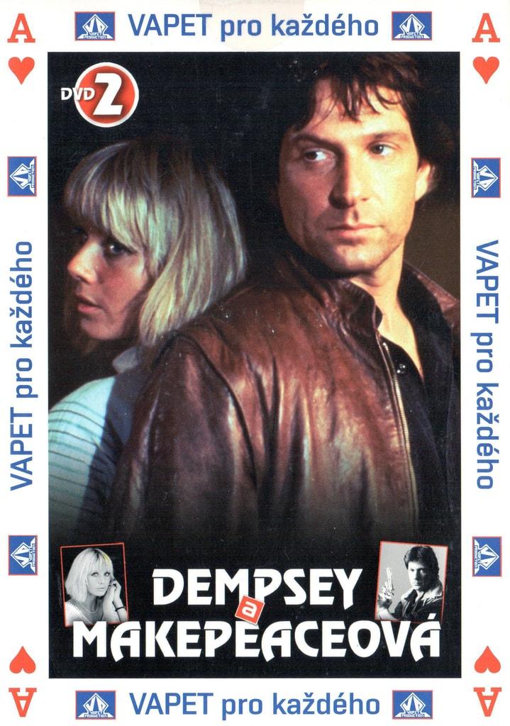 DVD Dempsey a Makepeaceová 2
