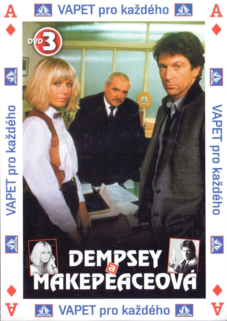 DVD Dempsey a Makepeaceov� 3