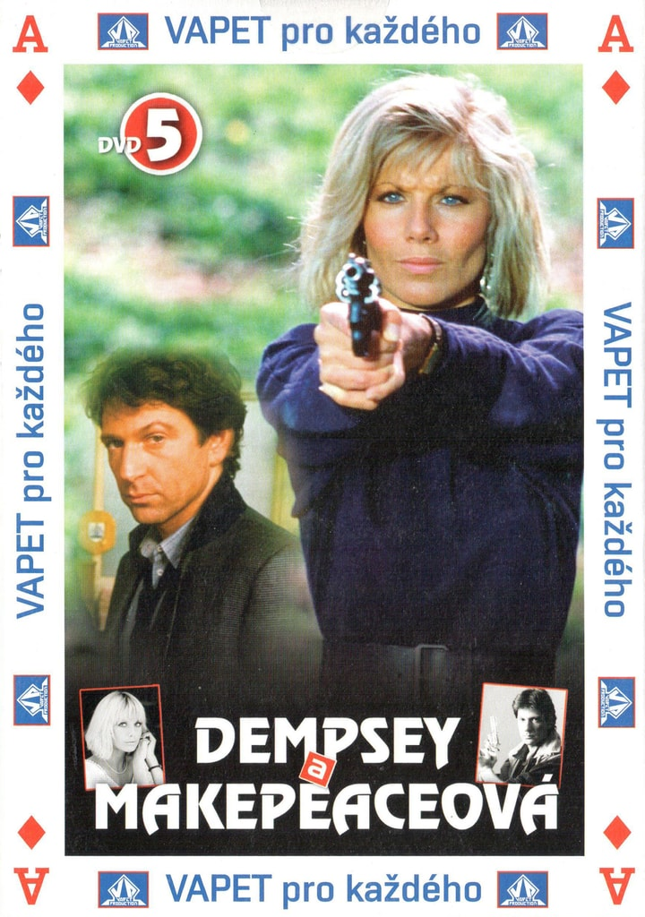 DVD Dempsey a Makepeaceov� 5