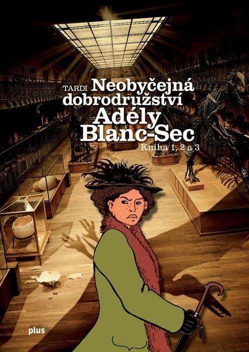 Neoby�ejn� dobrodru�stv� Ad�ly Blanc-Sec