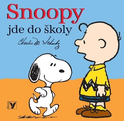 Snoopy jde do �koly