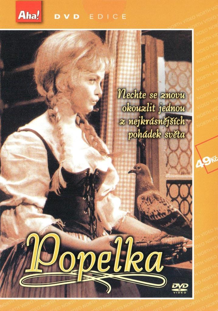 DVD Popelka (Eva Hru�kov�)