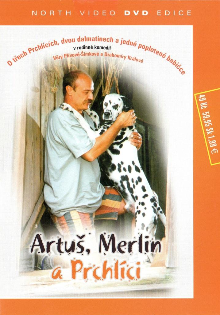 DVD Artu�, Merlin a Prchl�ci