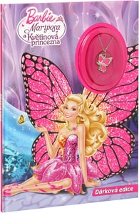 Barbie - Květinová princezna -