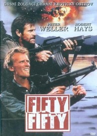 DVD Fifty Fifty