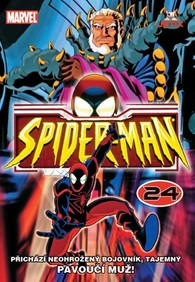 DVD Spiderman bez hranic 24