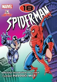 DVD Spiderman 18