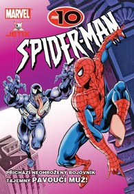 DVD Spiderman 10