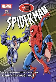 DVD Spiderman 03
