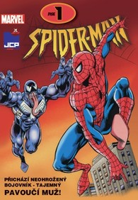 DVD Spiderman 01