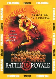 DVD Battle Royale