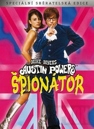 DVD Austin Powers: Špionátor (Digipack)