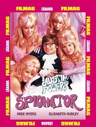 DVD Austin Powers: Špionátor