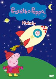 DVD Prasátko Peppa - Hvězdy -