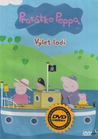 DVD Prasátko Peppa - Výlet lodí -