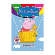 DVD Prasátko Peppa - Let balónem -