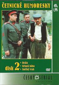 DVD Četnické humoresky 2 - Moskalyk Antonín