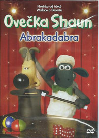 DVD Ovečka Shaun - Abrakadabra -