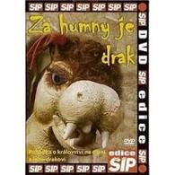 DVD Za humny je drak -