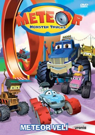 DVD Meteor Monster Trucks 3 - Meteor velí