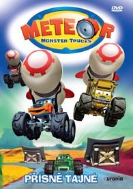 DVD Meteor Monster Trucks 4 - Přísně tajné -