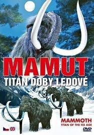 DVD Mamut- Titán doby ledové -