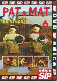 DVD Pat a Mat 6 -