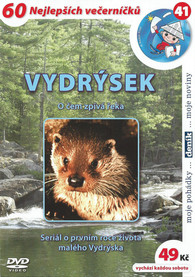 DVD Vydrýsek - Václav Chaloupek